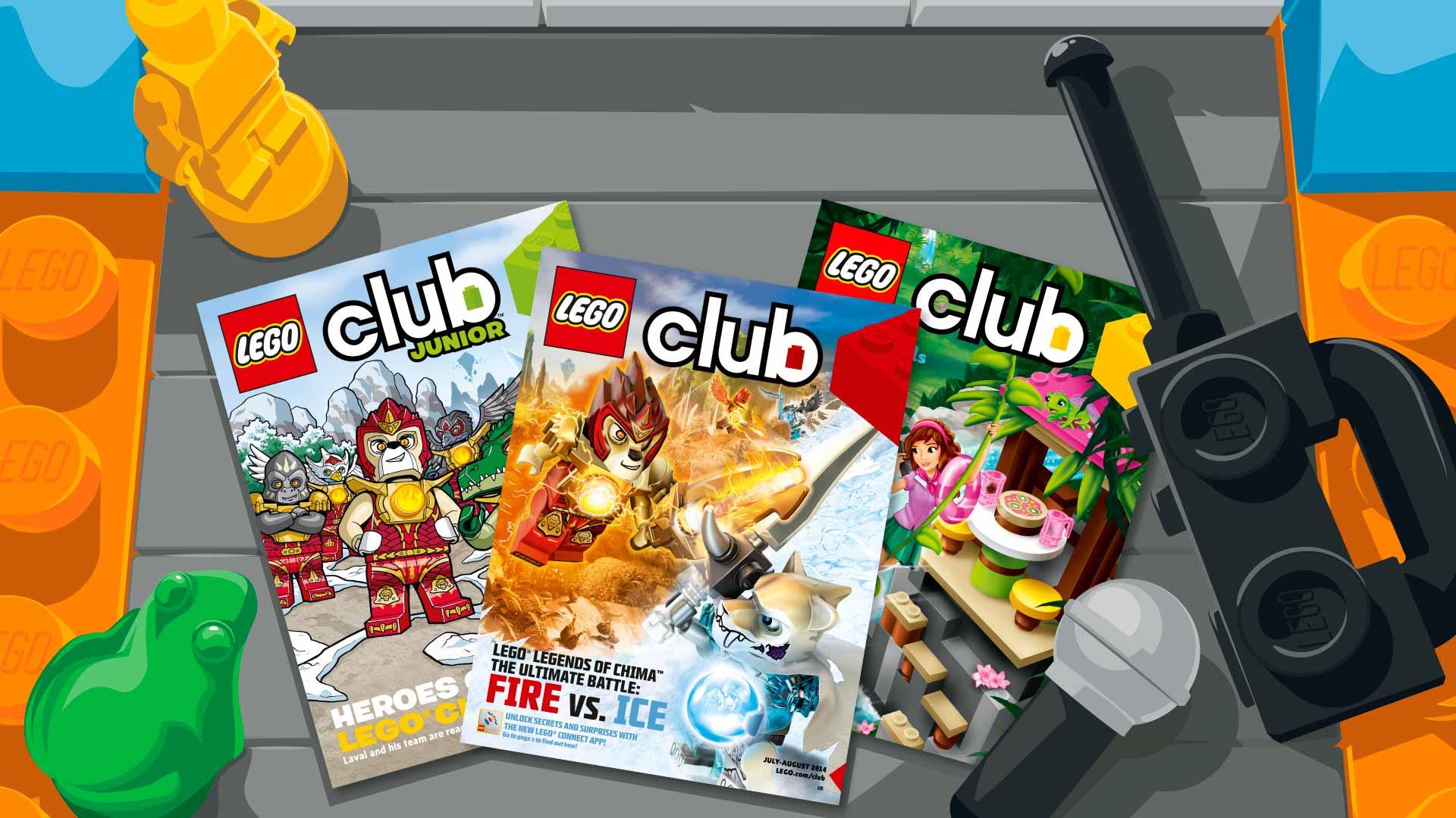 Resultado de imagem para lego club